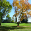 A view of a green at Lakeview Golf Course (Ken Kenzie)