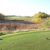 A view from tee #2 from The Canal at Delacour Golf Club