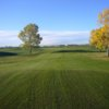 A view of a fairway at Silverwing Golf Course