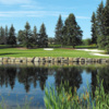 A view over the water from Pinebrook Golf and Country Club
