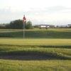 A view of a green at HeatherGlen Golf Course
