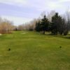 A view from a tee at HeatherGlen Golf Course