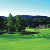 A view from Priddis Greens Golf and Country Club