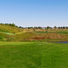 A view of a green at Boulder Creek Golf Course