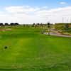 A view from a tee at Boulder Creek Golf Course