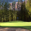 A view of hole #15 at Redwood Meadows Golf and Country Club