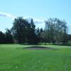 A view of a green at St. Francois from Golf St-Francois