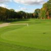 A view of a green at Des Seigneurs from Le Versant