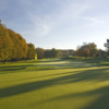 A view of the 11th hole at Blue from The Royal Montreal Golf Club