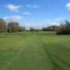 A view of a fairway at Club de Golf Metropolitain.