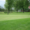 A view of a hole at Club de Golf Rougemont