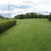 A view from a tee at Club de Golf Rougemont