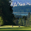 A view from Capilano Golf and Country Club