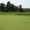 A view of  a green at Eaglequest Golf Club