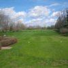 A view of a tee at Club de Golf Tecumseh