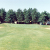 A view of a green at Sandy Mountain Golf Course