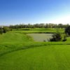 A view from Eagle Rock Golf Course