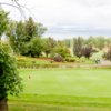 A view from Rundle Golf Course