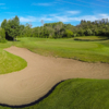 A view of the 11th green at Jagare Ridge Golf Club