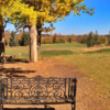 A fall view from Country Side Golf Course