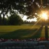 A sunset view from Maplecrest Country Club