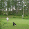 A view of a green at Duffy's Challenge