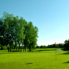 A view of a hole at Nampont St Martin Golf Club