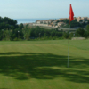A view of a hole at Cote Bleue Golf Club