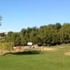 A sunny day view from Cote Bleue Golf Club