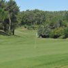 A view of the 13th green at 18 Holes Course from Marseille la Salette Golf Club