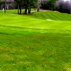 A view of the 3rd green at Hooper Golf Club