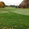 A view of a hole at Rendezvous Meadows Golf Course