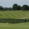 A view of a fairway at Meadow Creek Golf Course