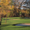 A view of a green at Silver Spring Country Club