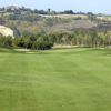 A view from the 2nd fairway at Valcurone Country Golf Club