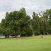 A view of a fairway at Clubul Diplomatilor Golf Club