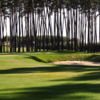 A view of a green at Penati Golf Resort