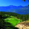 Ridge Course at Predator Ridge Golf Resort: View from the signature hole