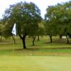 A view of hole #8 at El Encinar Golf Club (Fedgolfmadrid)