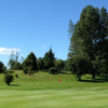 A sunny day view from Llantrisant and Pontyclun Golf Club