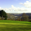 A view of a hole at Mountain Ash Golf Club