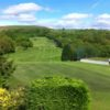 A view of a green at Pontypridd Golf Club