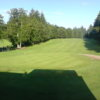 A view of a green at Hazlehead Golf Course