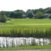 A view over a pond at Good Spirit Lake Golf and Country Club