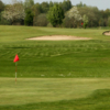 A view of green #10 and #11 at Lochview Family Golf Centre