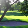 A view of a hole at The Country Club of Sioux Falls