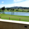 A sunny day view from Rio Bayamon Golf Course