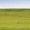 A view of a hole at Sanday Golf Club (Scotlandsgolfislands)
