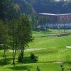 A view of a green at Sveti Martin Spa & Golf Resort