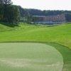 A view of a hole at Sveti Martin Spa & Golf Resort